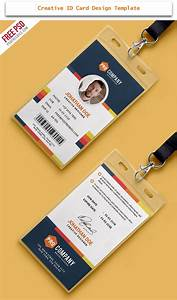 30 Creative Id Card Design Examples With Free Download