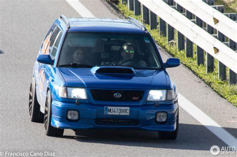 Subaru Forester Sti Subaru Forester Sti 8 Diciembre 2016 Autogespot