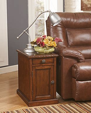laflorn chairside end table laflorn chairside end table ashley furniture homestore