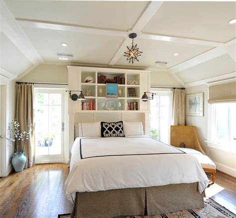 Bookcase In Bedroom by How To Make The Most Of Small Bedroom Spaces Home Bunch