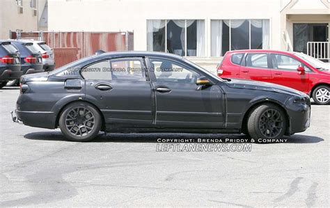 Performance Bmw 5er F10 Folierung Fostla 550i by Neue Spyshots Vom Bmw 5er F10 2