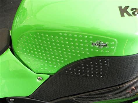 stomp traction pads motorcycle tank grips kawasaki ninja