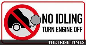 Stop Idling  Turn Off Your Car Engine At The School Gates