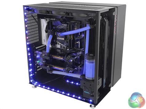 Lian Li Pc-o9wx Tempered Glass Case Review