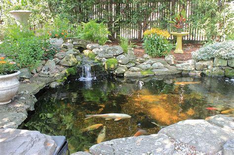 Inspiring Backyard Pond Ideas