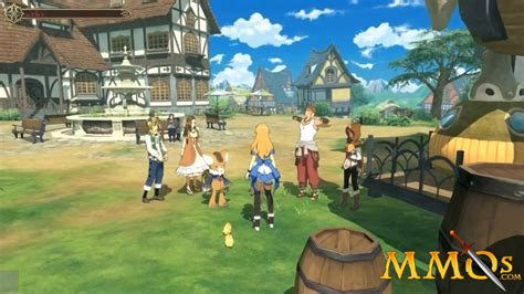 Peria Chronicles Free Mmorpg Review Peria Chronicles Preview Mmos