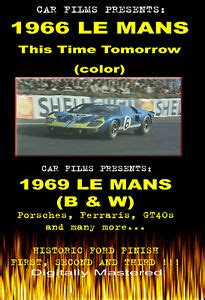 One such rivalry gave the world, one of the most collectable automobiles, the. FORD v FERRARI the real story GT40 LE MANS 1966-69 shelby cobra 2FILMS 90m DVD   eBay