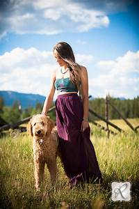 Durango Senior Pictures with Dogs and Bicycles