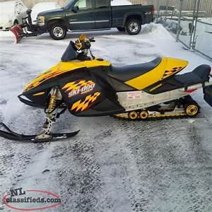 New And Used Brp  Ski-doo Snowmobiles For Sale In Newfoundland Labrador