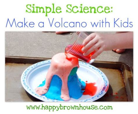 simple science how to make a volcano with mfw 474 | cf252568545426388360b273a66966a6