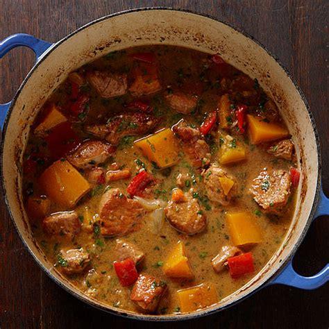 asian pork stew recipe finecooking