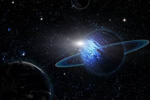Uranus   U0026 39 Cataclysmic Collision U0026 39  Gave Planet Its Moons