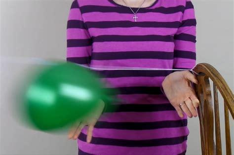 balloon rocket science experiment balloon rocket