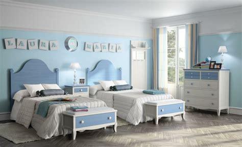 chambre deux lits 60 exemples pour la chambre enfant bois moderne