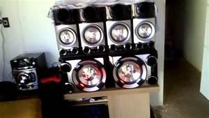 Mini Sistem Lg Cm9520 1700 Rms