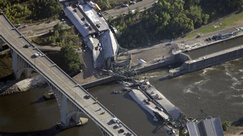 Minneapolis Bridge Collapse 10 Years Later