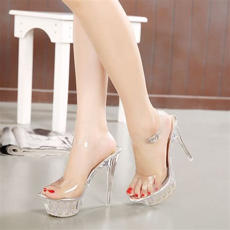 Wedding High Heels by New Thin High Heels Prom Wedding Shoes