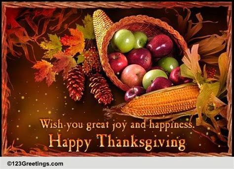 special thanksgiving  specials ecards greeting cards