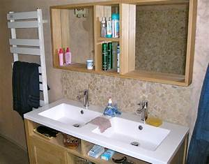 Parement Salle De Bain : pierre de parement salle de bain id es ~ Dailycaller-alerts.com Idées de Décoration