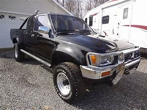 Buy Used 1991 Toyota Truck Ext Cab 3 0 V6 5 Speed 4x4