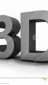 3d letters isolated stock illustration. Illustration of ...