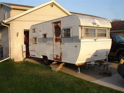retro cers for 28 vintage travel trailer restoration project