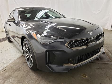 2019 Kia Stinger Gt2 by New 2019 Kia Stinger Gt2 4dr Car In Davenport K16769