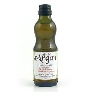 huile argan cuisine l huile d argan une huile magique le de