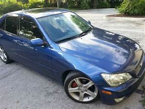 Sell Used 2002 Lexus Is300 For Sale 137k Miles 5 Speed