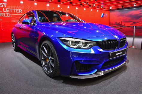 exclusive of the new bmw m4 cs