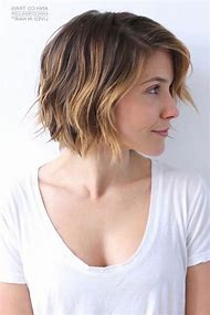 Cute Short Hair Bob Hairstyles