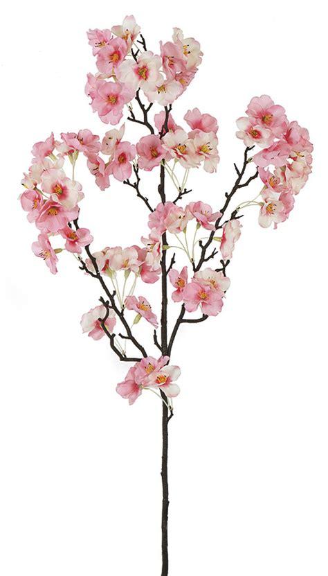 "Artificial 35"" Cherry Blossom Spray Wholesale Flowering"