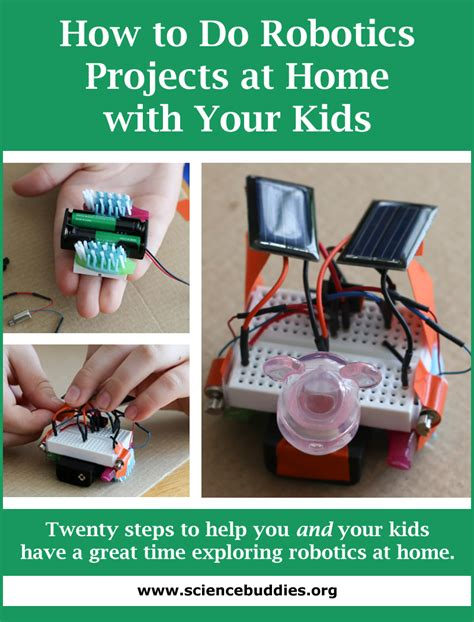 robotics  home   kids