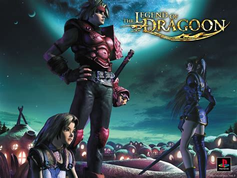 Legend Of Dragoon The Usa Iso
