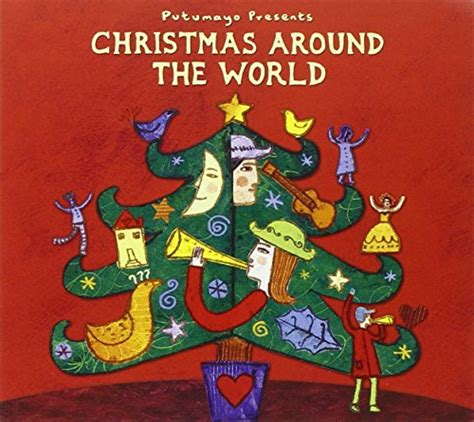 putumayo presents christmas around the world home garden