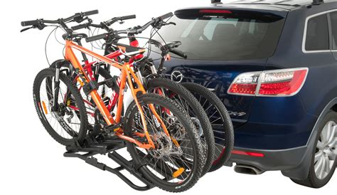 platform bike rack rhino rack hitch mount platform bike carrier free