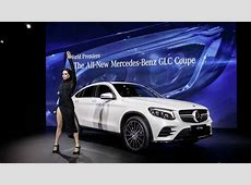 MercedesAMG GLC 63S Coupe Reportedly Coming Next Year