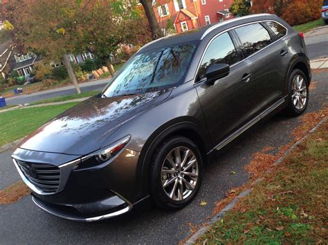 mazda cx  crossover review business insider