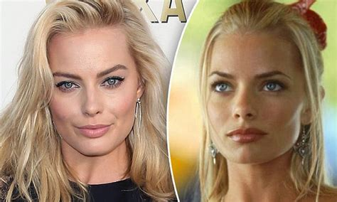 Margot Robbie's likeness to Jamie Pressly sends fans wild