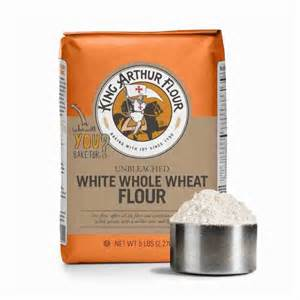 whole wheat flour substitute king arthur white whole wheat flour 5 lb