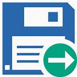 Save Data Icon Backup Disk Icons 32