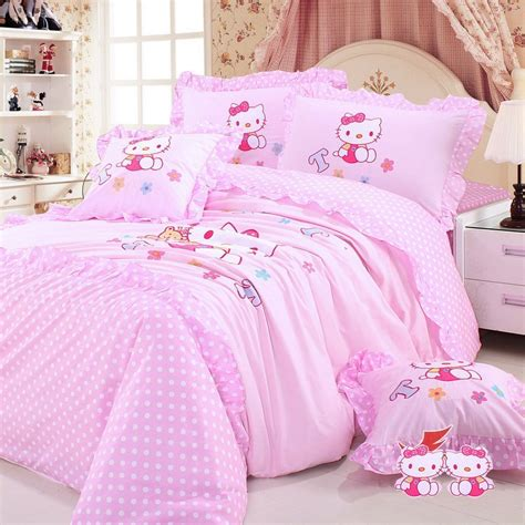 kitty bedding set home furniture design