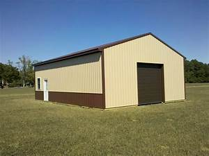 How To Install Metal Siding On Your Pole Barn