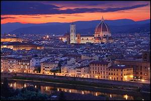 Florence Skyline from Piazzale Michelangelo Dominating the Flickr