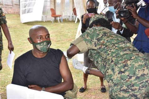 And they are submitting full data to regulators to apply for emergency approval so that countries can start using these three different vaccines to immunise whole. PHOTOS: UPDF kicks off COVID-19 vaccination Drive ...