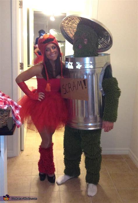 sesame street elmo  oscar costumes