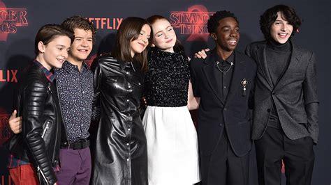 stranger   cast creators talk  season