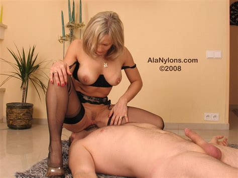 Ala Nylons Panties