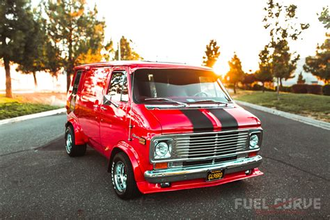 1976 G10 Chevy Van  Four Decades Of Fullbodied Fun