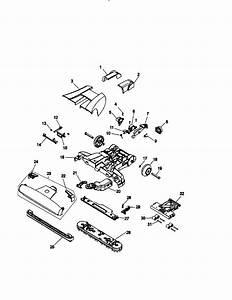 Hoover Floormate Parts Diagram